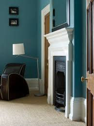 Living Room Teal With White Mantel And Grey Ideas