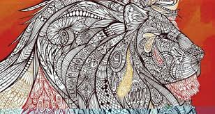 Colouring Books Are Not Just For Children