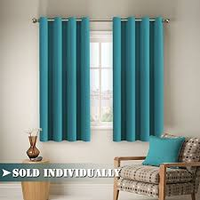 Amazon Prime Kitchen Curtains by Kitchen Curtains Teal Amazon Com