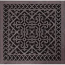 Decorative Return Air Grille 20 X 20 by Decorative Grille Vent Cover Or Return Register Made Of