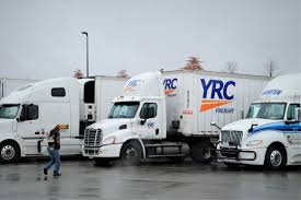 100 Reddaway Trucking Trucker YRC Teamsters Tumble Toward Contract Deadline WSJ