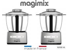 robot de cuisine magimix robot magimix 6200 xl maison habiague