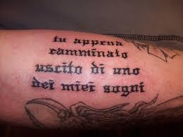 Short Bible Verse Tattoos