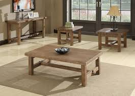 Stunning Design Rustic Living Room Table Sets Contemporary Coffee And End For Some