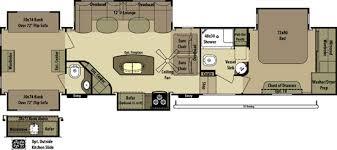 Montana Fifth Wheel Floor Plans 2004 by The Open Range 427bhs Bunk Model Fifth Wheel For Sale In Pa Rv