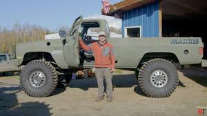 1986 Chevy Army Truck With A Big-block V8 | Engine Swaps | Pinterest ...