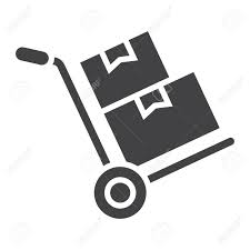 Hand Truck With Cardboard Boxes Glyph Icon, Logistic And Delivery ... Shop Hand Trucks Dollies At Lowescom Tuff Truck Convertible Safco Products Dolls House Sack Trolley Dolly Miniature Work Accessory Costway Folding Cart Collapsible Push Amazoncom Wincspace Lweight Fold Up Transportroller 2 In 1 Professional 4 Wheel Appliance Moving Milwaukee 800 Lb Capacity Dhandle Truckhd800p The Home Depot 3 Wheels Way Mobile Lift 190kg Carbon Steel Portable Six Wheeled Stair Climbing