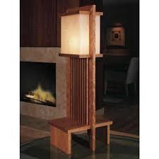 woodworker u0027s journal frank lloyd wright lamp plan rockler
