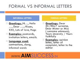 Formal & Informal Letter Format for NABARD & NIACL – ibtstoday