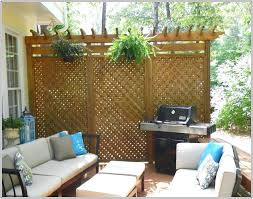 Patio Privacy Screen Innovative Patio Privacy Screen Home