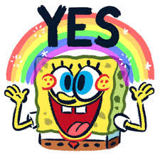 SpongeBob Sticker Spongebob Squarepants 39750365