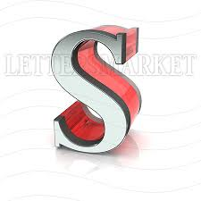 LettersMarket Royalty Free S