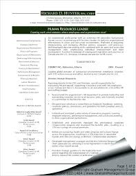 Hr Manager Resume Sample This Is Human Resources Executive Director