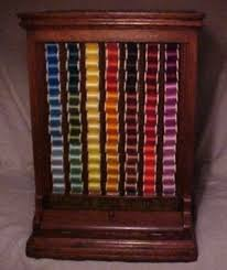 106 best vintsge spool cabinets images on pinterest sewing tools