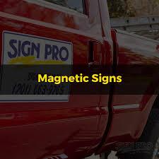100 Magnetic Truck Signs Bismarck Mandan Sign Pro