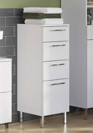 ariton badezimmer unterschrank badschrank aufbewahrung weiß