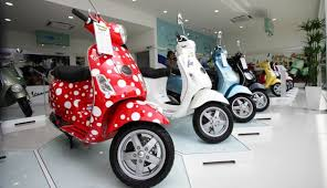 Naza Premira The Official Distributor Of Vespa Scooters In Malaysia Has Launched Brands First 3S Centre Country 3000 Sq Ft Facility Is