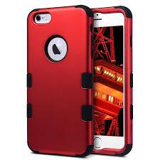 iPhone 6 Plus Case iPhone 6s Plus Case ULAK 3 Layer Impact