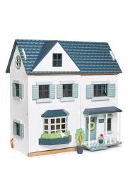 100 The Leaf House TENDER LEAF TOYS Dovetail Wooden Dollhouse Nordstrom