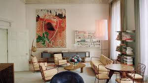 100 Design Of House In India How AD100 Er Dia Mahdavi Crafted A Contemporary Art Haven