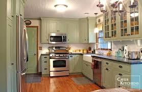 Sage Green Kitchen White Cabinets by Sage Green Painted Kitchen Cabinets Sage Green Painted Kitchen