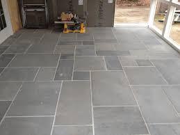 chic garage floor tiles installation for cleaner looking