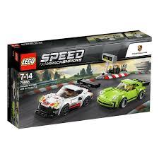 Porsche 911 GT3 RS Light Kit Im Rick James Bricks