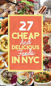 Best Places To Eat In New York Citys Shopping Hubs Travel Leisure