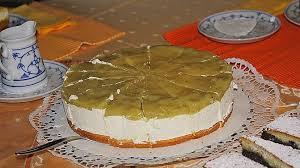 rote grütze torte