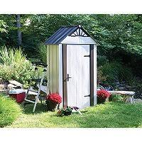 Suncast 7 X 7 Alpine Shed by Suncast 7 U0027 X 10 U0027 Alpine Shed Sam U0027s Club