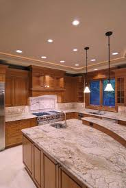 kitchen recessed downlight kitchen lighting retrofit can lights