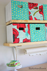 7 DIY Storage Boxes Get Organized } EverythingEtsy