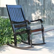 Oisin Porch Rocking Chair & Reviews | Joss & Main