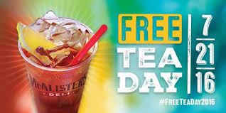 How To Get Free Sweet Tea Today From McAlister's Deli - Al.com Eating Out Archives Frugal Finds During Naptime Whole Blends Cditioner Coupons Portarod Coupon Code Wwwtalktomcalisterscom Free Cookie Talktomcalisters Survey Partmaster Co Uk Promo 2019 Suboxone Discount Card Atlantis Dubai Deals Offers Coupon Celebrate Teacher Appreciation Week With Deals And Freebies Element Vape Siesta Key Watersports Dragon Age 2 Codes Carfax Online Myblu Liquidpod Tobacco Flavour 11 Best Websites For Fding Wwwwendyswantstoknowcom Wendys Off 2018