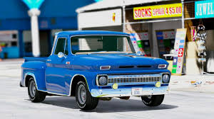 1966 Chevrolet C-10 (Original) - GTA5-Mods.com 1966 Chevrolet C10 Ebay C60 Grain Truck Item J8900 Sold June 29 For Sale 1982838 Hemmings Motor News 12ton Pickup Connors Motorcar Company 2015 Great Labor Day Cruise Photo Image Gallery 25grdtionalroadstershow14901966chevypaneltruck Suburban F125 Kissimmee 2017 Auctions K10 Panel Truck No Reserve Owls Head Sale Classiccarscom Cc990082 1959 Chevy Apache Old Photos
