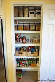 Kitchen Storage Ideas Pinterest by Best 25 Organize Small Pantry Ideas On Pinterest House