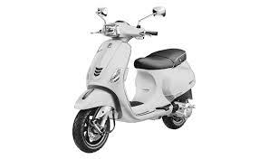 Price Of Vespa SXL 125 Scooter For 2017 In Kerala Two Wheeler Includes Latest This Model With