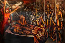 5 murales de siqueiros que puedes encontrar en la cdmx máspormás