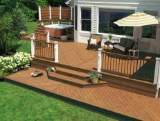 Putting in a Deck or Patio