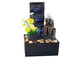 fontaine de bureau fontaine de table à piles d aventure amoureuse fontaine d eau de