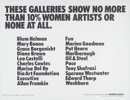 These Galleries Show No More Than 10% Women Artists Or None At All ... Guerrilla Tacos Street Food With A Highend Pedigree Wmot The Transformers Age Of Exnction Premake Is A Summer Truck Guerilla Show 2009 Morlen Sinoway Atelier Flickr Building Terrific Taco With Wesley Avila Guerilla Truck Shows Weetu Aiado At The 2016 School Art Institute Fniture Sale 2013 Explore Fulton Market District An Office Jungle Gym Stool That Follows You Around To Meetings Red Faction Remarstered Pc Gameplay 1080p Hd Max
