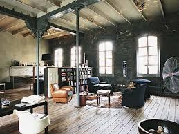 Rustic Industrial Interior Design Style
