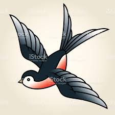 Classic Sailortattoo Styled Swallow Stock Vector Art 165972686 ... Swallow Tattoo Shoulder Blades 100 Small Bird Tattoos Designs Colorful Barn With Rose And Star Design By Renee 55 Best Golondrinas Images On Pinterest Bird Swallows And Art A Point Green Violet Custom Studio Royalty Free Stock Photo Image 25723635 Images For Silhouette Personal Interest Swallow Wikipedia 24 Henna Tattoos Tattoo 2016 What Your Means Secret Ink 50 Coolest On Chest Black Flying Banner Stencil Mithu Hassan