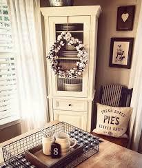 Farmhouse Dining Room Cabinet Furniture