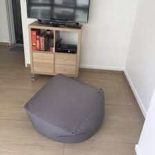 Found Another Pic Of The Bean Bag In My Phone Gallery Highly Recommended From Ezbuy Cos Its Way Cheaper Than Buying Muji And Quality Is Comparable