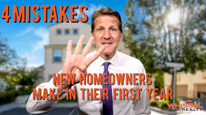 4 Mistakes First Time Home Buyers Make In The Year