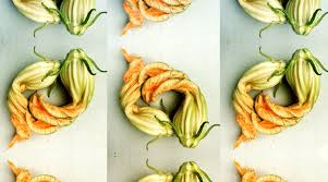 Fried Pumpkin Blossoms by Nonna U0027s Pan Fried Zucchini Flowers The Splendid Table