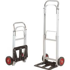 Compact Folding Sack Trucks | Hand Truck | PARRS | Workplace Equipment Shop Hand Trucks Dollies At Lowescom Milwaukee Collapsible Fold Up Truck 150 Lb Ace Hdware Harper 175 Lbs Capacity Alinum Folding Truckhmc5 The Home Vergo S300bt Model Industrial Dolly 275 Cosco Shifter 300 2in1 Convertible And Cart Zbond 2 In 1 550lbs Stair Orangea 3steps Ladder 2in1 Step Sydney Trolleys Best Image Kusaboshicom On Market Dopehome Amazoncom Happybuy Climbing 420 All Terrain