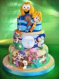 Bubble Guppies Cake Decorations 15 best bubble guppies party images on pinterest bubble guppies