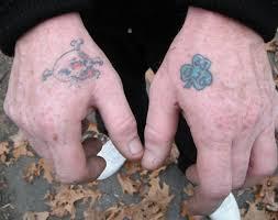 Hand Tattoos Tattoo Designs Praying